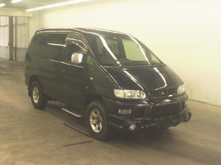 2005 MITSUBISHI DELICA SPACE GEAR 3.0 4X4 LOW MILEAGE * 8 SEATER  For Sale (picture 1 of 3)