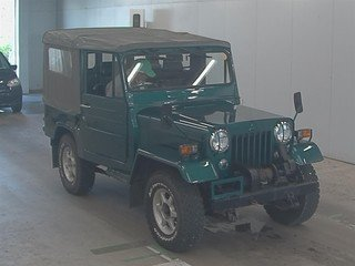 MITSUBISHI JEEP MITSUBISHI JEEP J24 2.7 DIESEL ON & OFF ROAD
