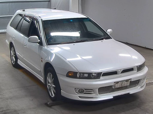1997 MITSUBISHI LEGNUM GALANT 25 ST-R EC5W LIMITED 4X4 AUTO ESTAT For Sale