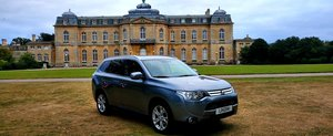 Picture of 2015 12/15 LHD Mitsubishi Outlander 2.2 DI-D GX4,LEFT HAND DRIVE