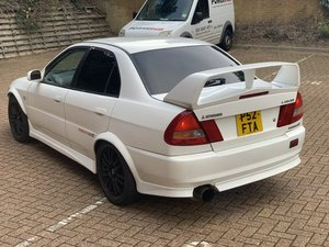 Picture of 1996 Mitsubishi lancer evolution 4
