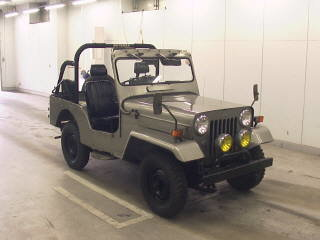 1978 MITSUBISHI JEEP J54 2.7 DIESEL ON & OFF ROAD 4X4 * HISTORIC  For Sale (picture 1 of 2)