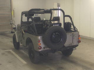 1978 MITSUBISHI JEEP J54 2.7 DIESEL ON & OFF ROAD 4X4 * HISTORIC  For Sale (picture 2 of 2)