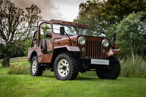 Picture of 1980 Mitsibishi Jeep Wiley J58 Soft Top (SWB) For Sale