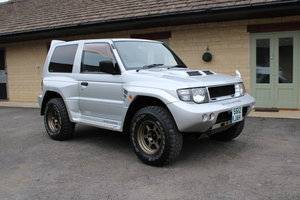 Picture of 1998 MITSUBUSHI PAJERO DAKAR EVOLUTION MANUAL