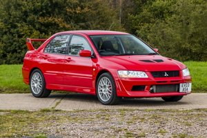 Picture of 2003 Mitsubishi Lancer FQ-300 EVO III (UK Supplied) For Sale by Auction