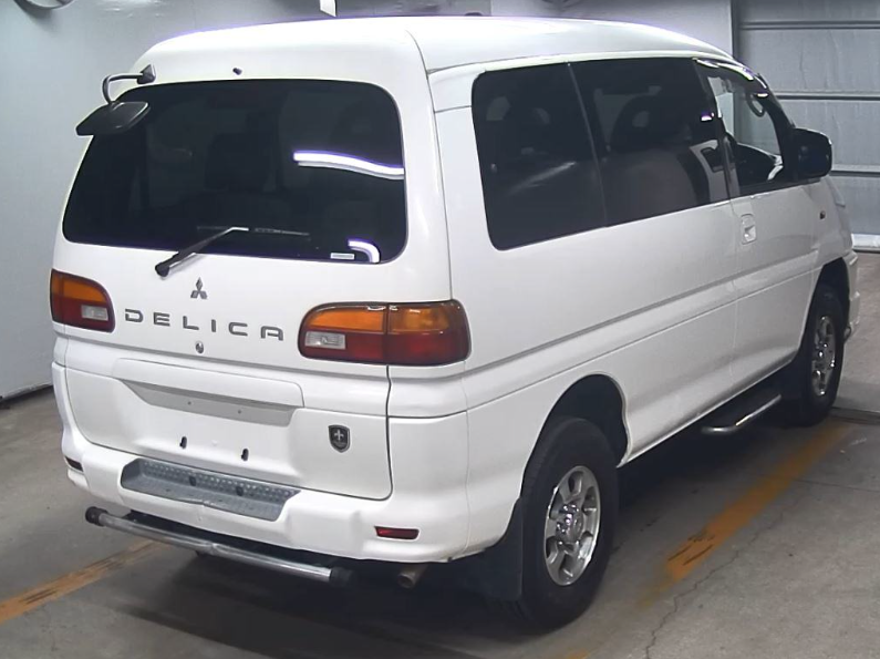 2003 MITSUBISHI DELICA SPACE GEAR 3.0 CHAMONIX 4X4 7 SEATER * For Sale (picture 4 of 6)