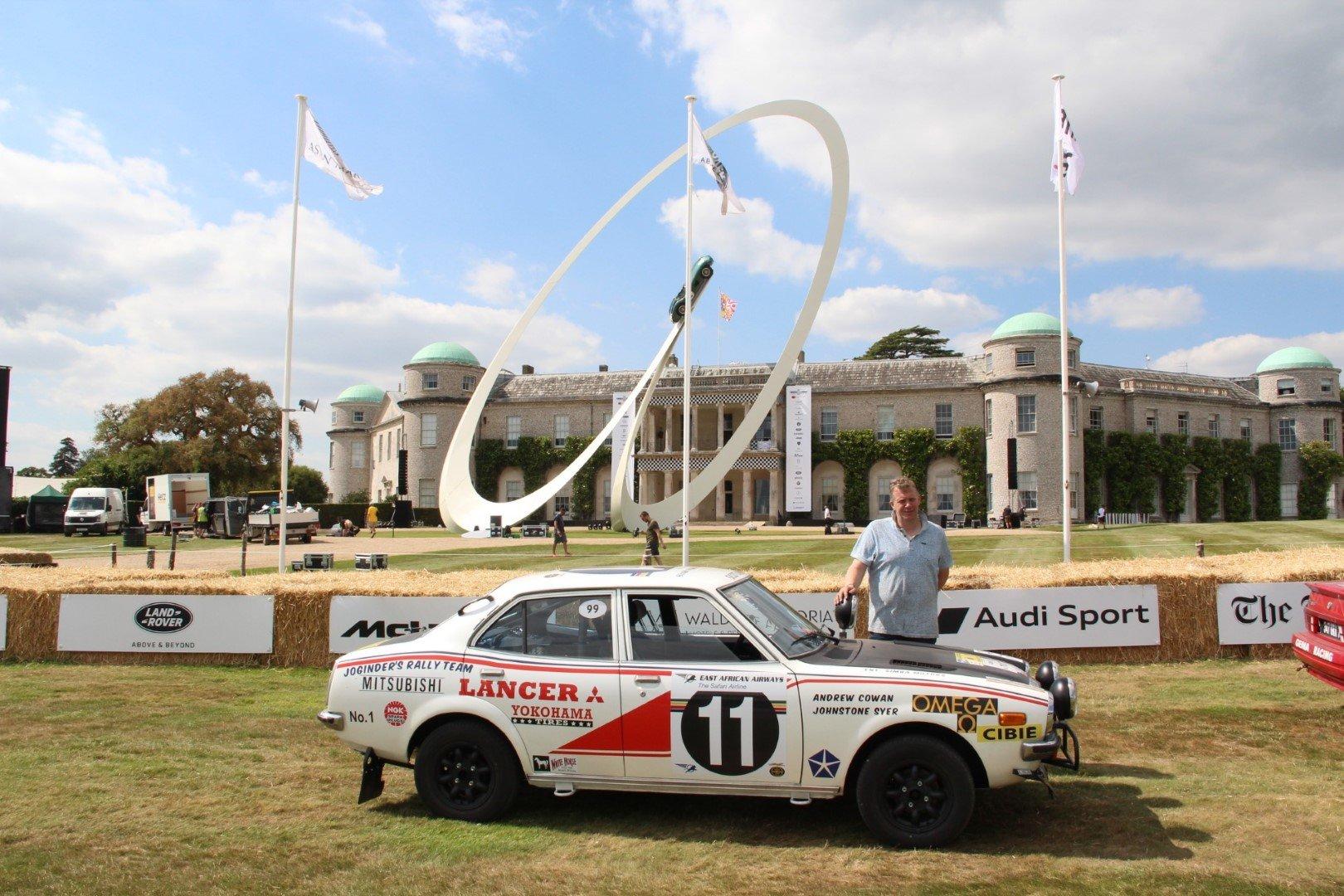 1977 Mitsubishi Lancer 1600 GSR Safari Rally For Sale (picture 3 of 12)