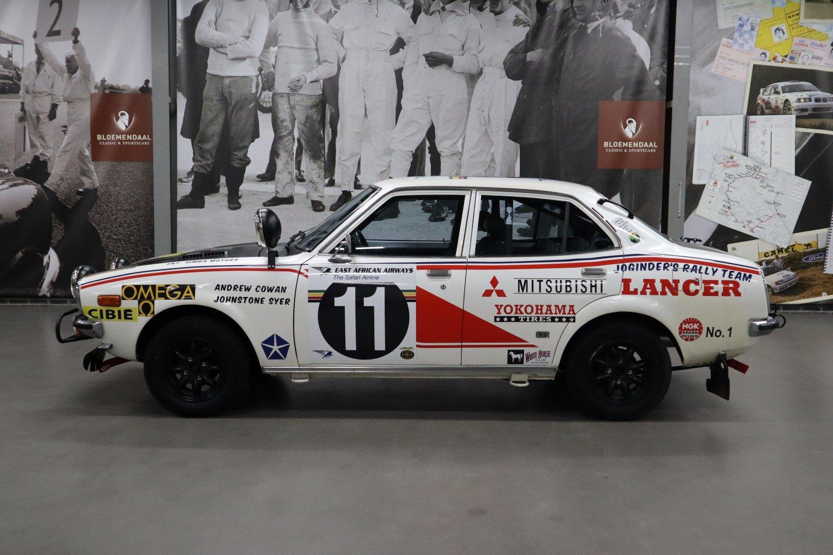 1977 Mitsubishi Lancer 1600 GSR Safari Rally For Sale (picture 4 of 12)