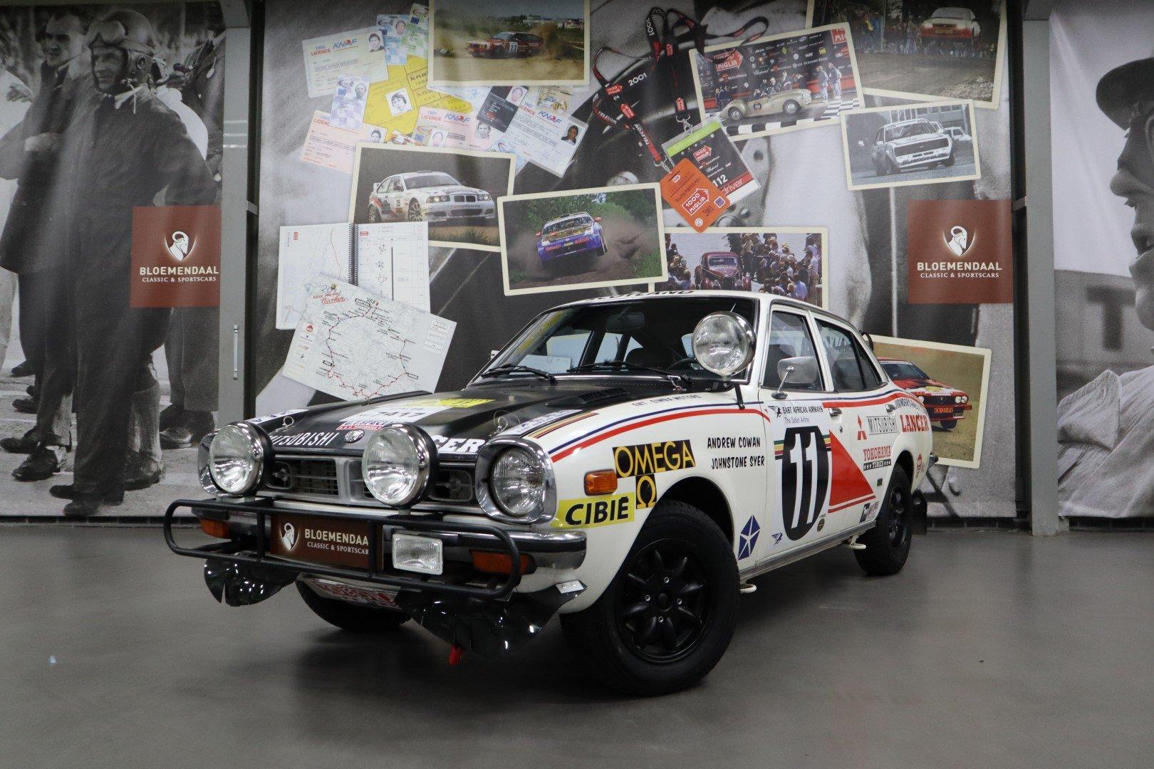 1977 Mitsubishi Lancer 1600 GSR Safari Rally For Sale (picture 5 of 12)