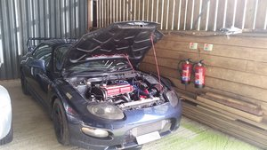 FTO Project car