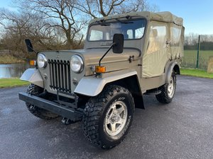 Picture of 1980 MITSUBISHI JEEP J54 2.7 DIESEL ON & OFF ROAD 4X4 SOFT TOP *  For Sale