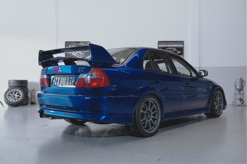 1999 Super clean this roadlegal EVO6 Trackdaycar. For Sale (picture 3 of 5)
