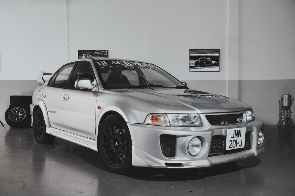 1998 Original Mitsubishi EVO5 the most Iconic. For Sale (picture 1 of 5)