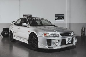 Original Mitsubishi EVO5 the most Iconic.