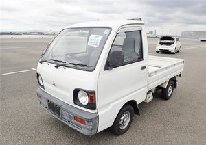 Picture of MITSUBISHI MINICAB TRUCK KEI CAR 650CC 1992 JAP IMPORT For Sale