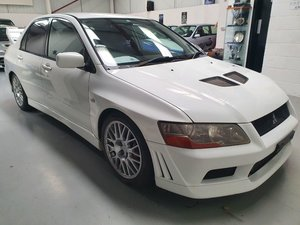 Picture of 2001 Mitsubishi Lancer EVO 7 GSR Fresh Japanese Import For Sale
