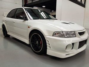 Picture of 1999 Mitsubishi Lancer EVO 6 GSR Fresh Japanese Import For Sale