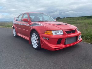 Picture of 2000 Mitsubishi Lancer Evolution VI Tommi Makinen Edition UK For Sale by Auction