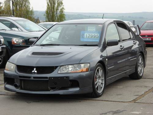 2006  Lancer 2.0 EVOLUTION IX MR LTD EDN 4dr EVO 9 MR LIMITED EDI For Sale (picture 4 of 6)
