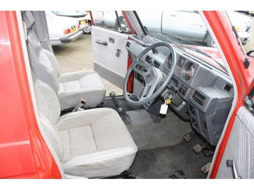 1986 Mitsubishi Pajero 2600  For Sale (picture 4 of 6)