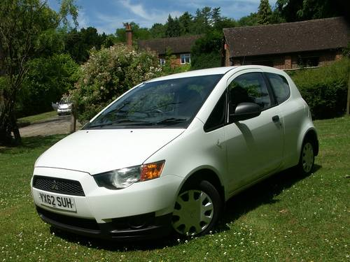 2012  Mitsubishi Colt CZ1 SOLD (picture 1 of 6)