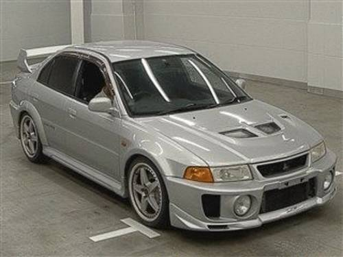 1998 MITSUBISHI LANCER EVO 5 ON ITS WAY FROM JAPAN NOW  SOLD (picture 1 of 6)