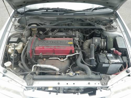 1998 MITSUBISHI LANCER EVO 5 ON ITS WAY FROM JAPAN NOW  SOLD (picture 3 of 6)