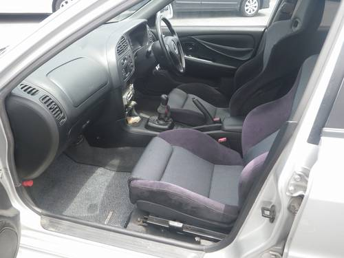 1998 MITSUBISHI LANCER EVO 5 ON ITS WAY FROM JAPAN NOW  SOLD (picture 5 of 6)