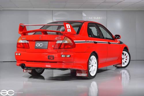 2000 Stunning Red Lancer Evolution Tommi Makinen - 26K Miles! SOLD (picture 2 of 6)