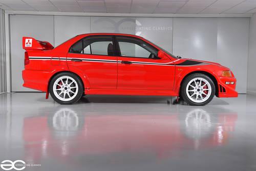2000 Stunning Red Lancer Evolution Tommi Makinen - 26K Miles! SOLD (picture 3 of 6)