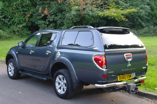 MITSUBISHI L200 BARBARIAN.. DOUBLE CAB..LOW MILES.. FSH.. SOLD (picture 6 of 6)