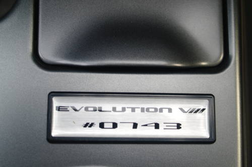 MITSUBISHI LANCER EVO. UK CAR. VERY LOW MILES! FSH..1 OWNER SOLD (picture 4 of 6)