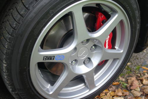 MITSUBISHI LANCER EVO. UK CAR. VERY LOW MILES! FSH..1 OWNER SOLD (picture 6 of 6)