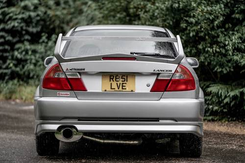 1998 Outstanding Evolution V *UK STOCK* SOLD (picture 3 of 6)