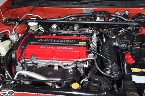 2000 Red Lancer Evolution Tommi Makinen Edition - 56k miles. SOLD (picture 6 of 6)