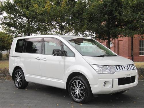 2007 MITSUBISHI DELICA D5 C2 G POWER PACKAGE 2.4 AUTO * 8 SEATER SOLD (picture 3 of 6)