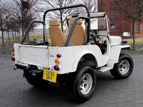 6495 MITSUBISHI JEEP J53 WILLYS 2.7 DIESEL 4X4 SOFT TOP  For Sale (picture 2 of 6)