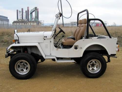 6495 MITSUBISHI JEEP J53 WILLYS 2.7 DIESEL 4X4 SOFT TOP  For Sale (picture 3 of 6)