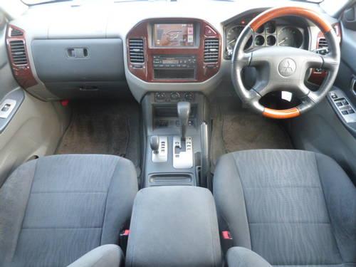 2003 Mitsubishi Pajero Exceed 3.5 GDi Auto For Sale (picture 2 of 6)