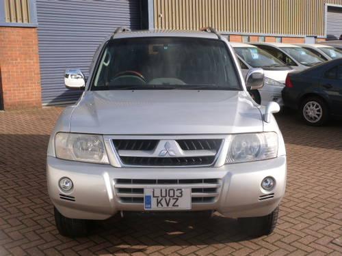 2003 Mitsubishi Pajero Exceed 3.5 GDi Auto For Sale (picture 4 of 6)