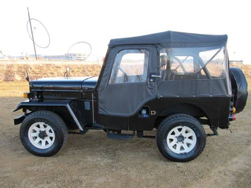 1985 J54 2.7 DIESEL ON & OFF ROAD 4X4 SOFT TOP * WILLYS STYLE For Sale (picture 2 of 6)