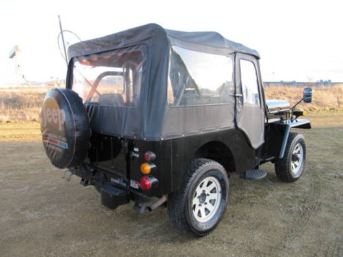 1985 J54 2.7 DIESEL ON & OFF ROAD 4X4 SOFT TOP * WILLYS STYLE For Sale (picture 3 of 6)