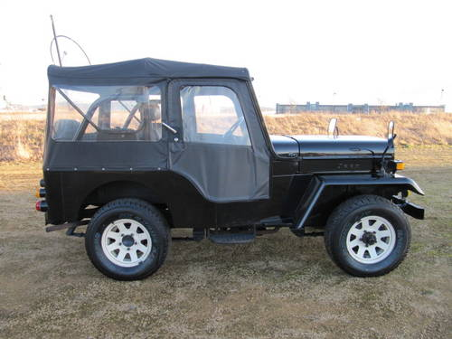 1985 J54 2.7 DIESEL ON & OFF ROAD 4X4 SOFT TOP * WILLYS STYLE For Sale (picture 6 of 6)