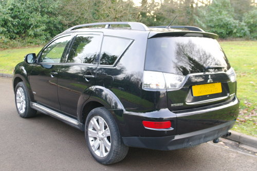 2013 Mitsubishi Outlander GX4 Diesel.. Hi Spec.. 1 Owner.. FSH.. SOLD (picture 6 of 6)