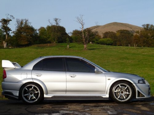 1999 Mitsubishi Evo 6 477.5bhp £45,000 build For Sale (picture 2 of 6)