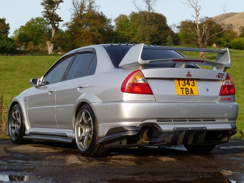 1999 Mitsubishi Evo 6 477.5bhp £45,000 build For Sale (picture 3 of 6)