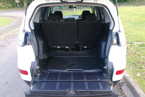 2009 Mitsubishi Outlander Equippe. 2.0 Diesel Turbo. 4x4. Bargain SOLD (picture 5 of 6)