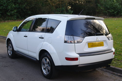 2009 Mitsubishi Outlander Equippe. 2.0 Diesel Turbo. 4x4. Bargain SOLD (picture 6 of 6)