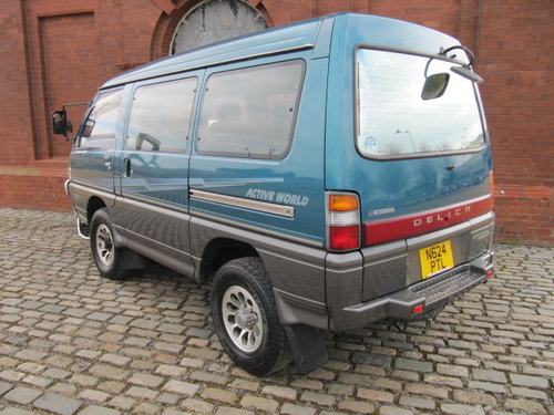 1996 STAR WAGON ACTIVE WORLD WINTER EDITION DIESEL AUTOMATIC 4X4 For Sale (picture 2 of 6)